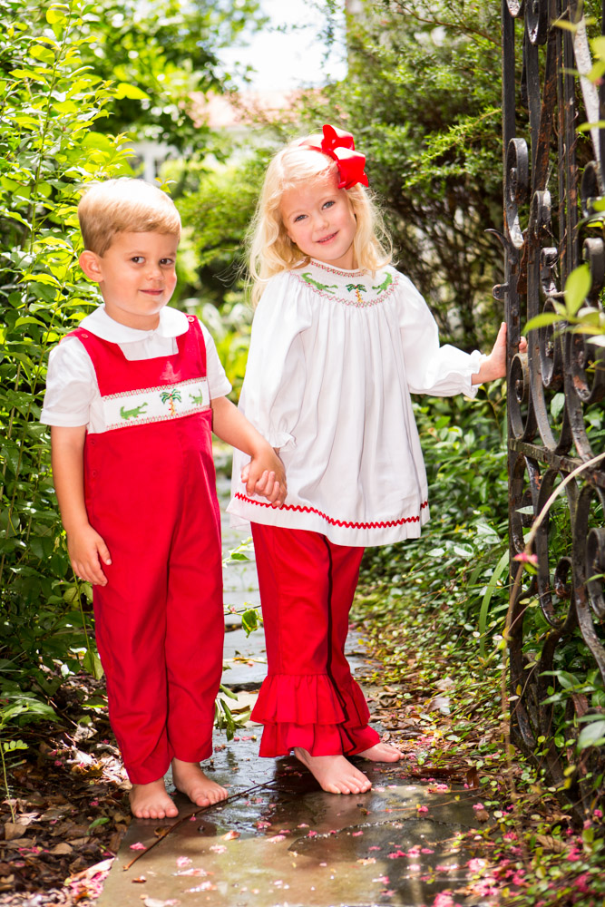 Smocked Children Clothes Kiddresses